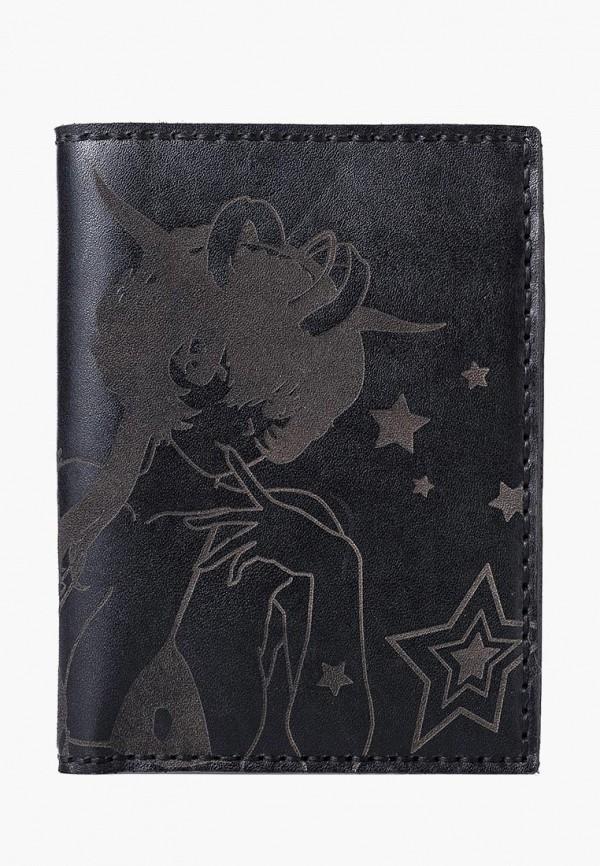 мужской кошелёк deadhorse, черный