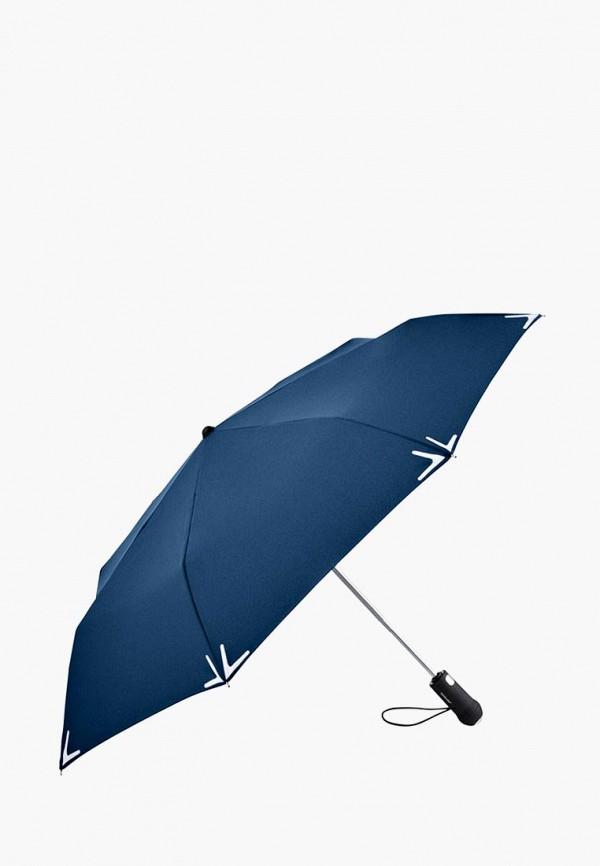 мужской зонт fare, синий
