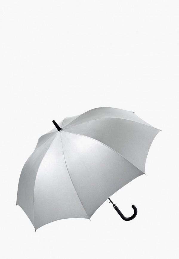 мужской зонт fare, серебряный