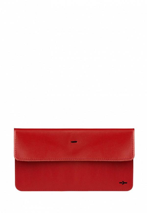женский кошелёк igor york, красный
