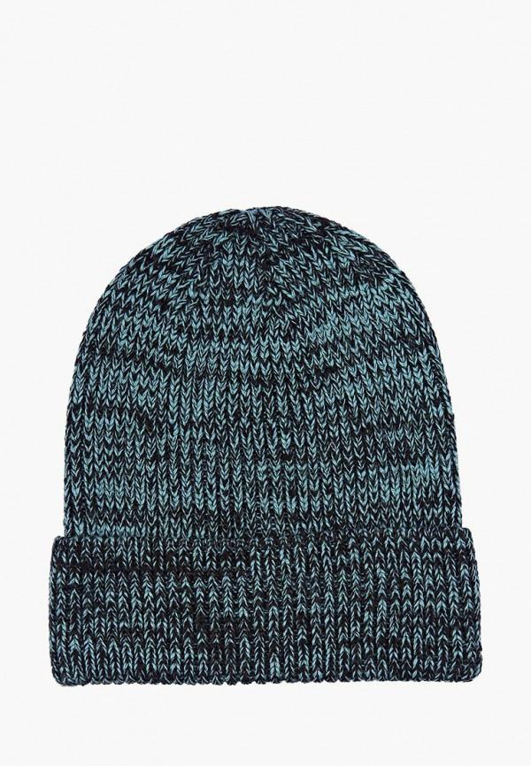 женская шапка freespirit, бирюзовая