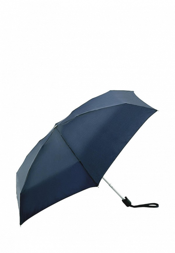 женский зонт fulton, синий