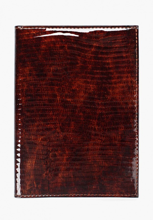Купить Обложка для документов Franchesco Mariscotti, mp002xu0109c, коричневый, Осень-зима 2018/2019