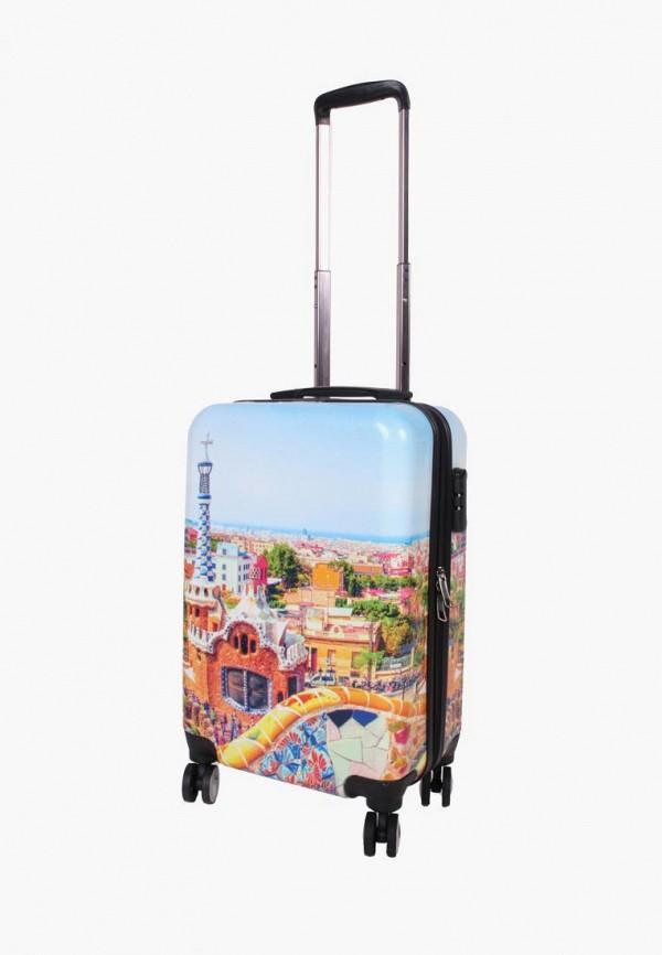 Чемодан Sunvoyage Sunvoyage MP002XU010CX чемодан средний m sunvoyage voyage sv015 ac023 24