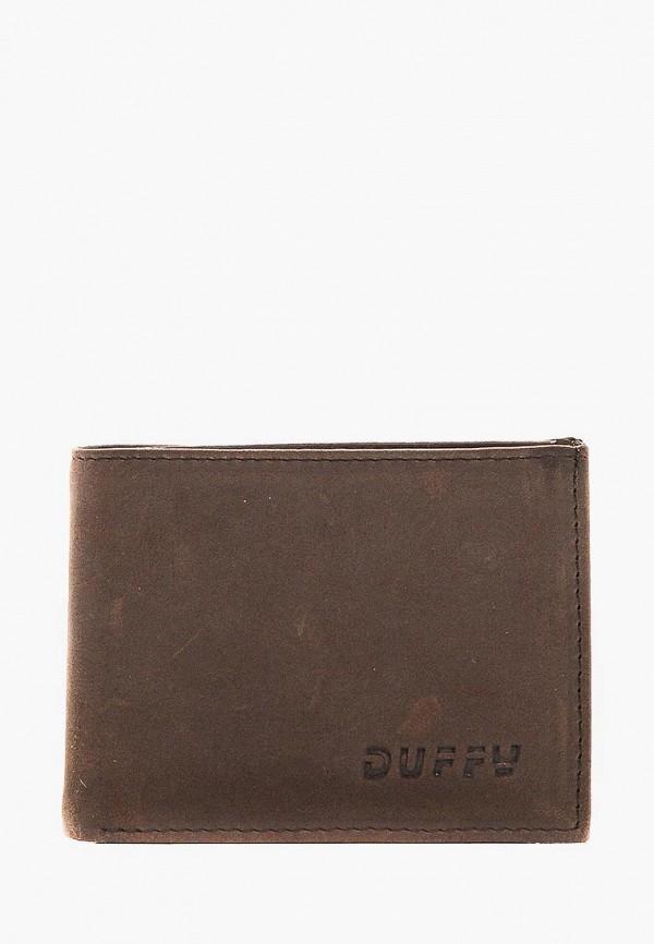 женский кошелёк duffy, коричневый