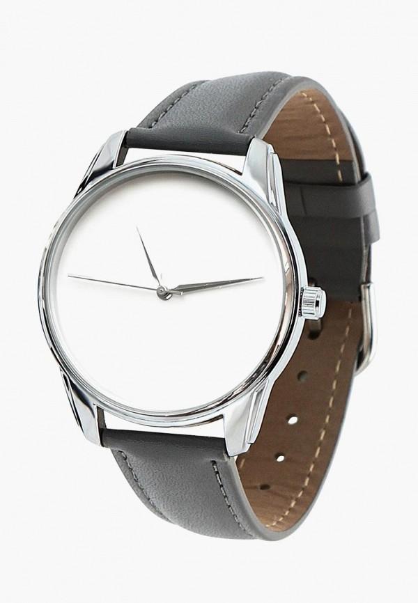 Купить Часы ZIZ, Минимализм, mp002xu0112q, серый, Осень-зима 2017/2018
