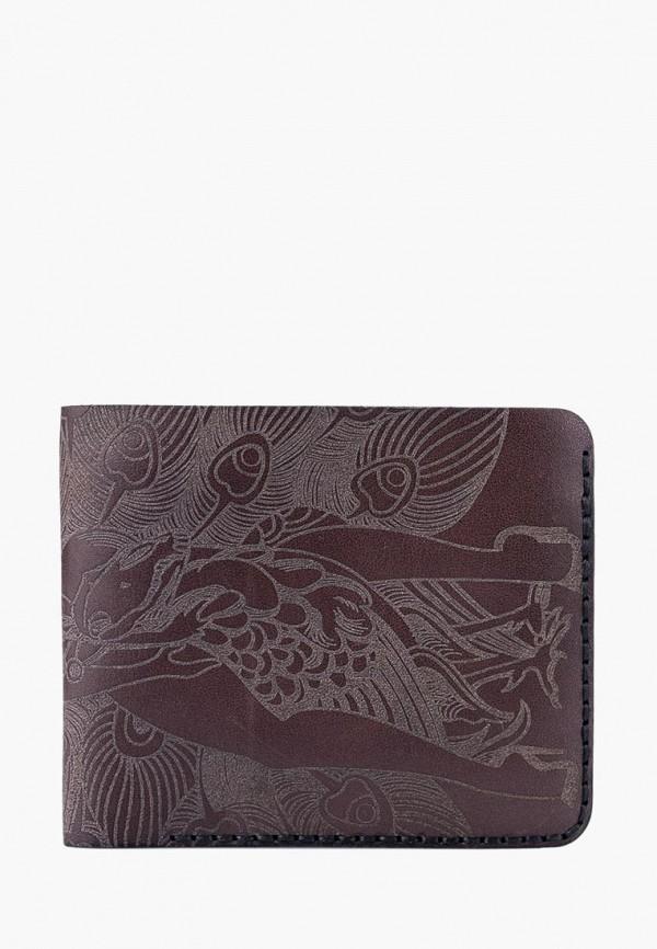 женский кошелёк deadhorse, коричневый