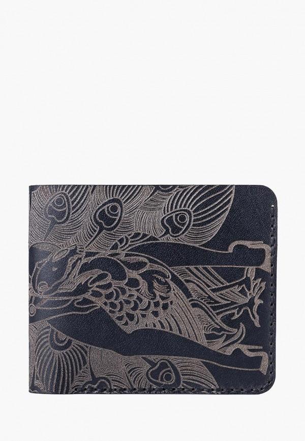 женский кошелёк deadhorse, черный