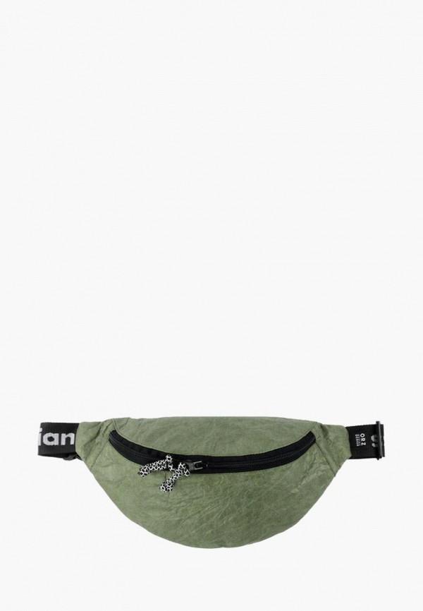 женская сумка orz-design, зеленая