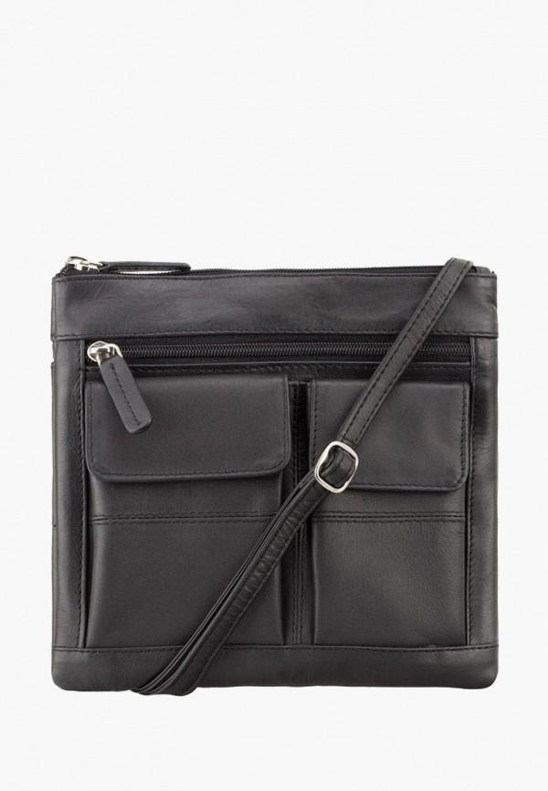 женская сумка visconti, черная