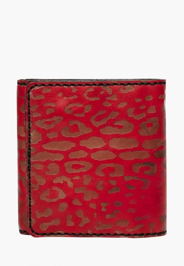 женский кошелёк deadhorse, красный