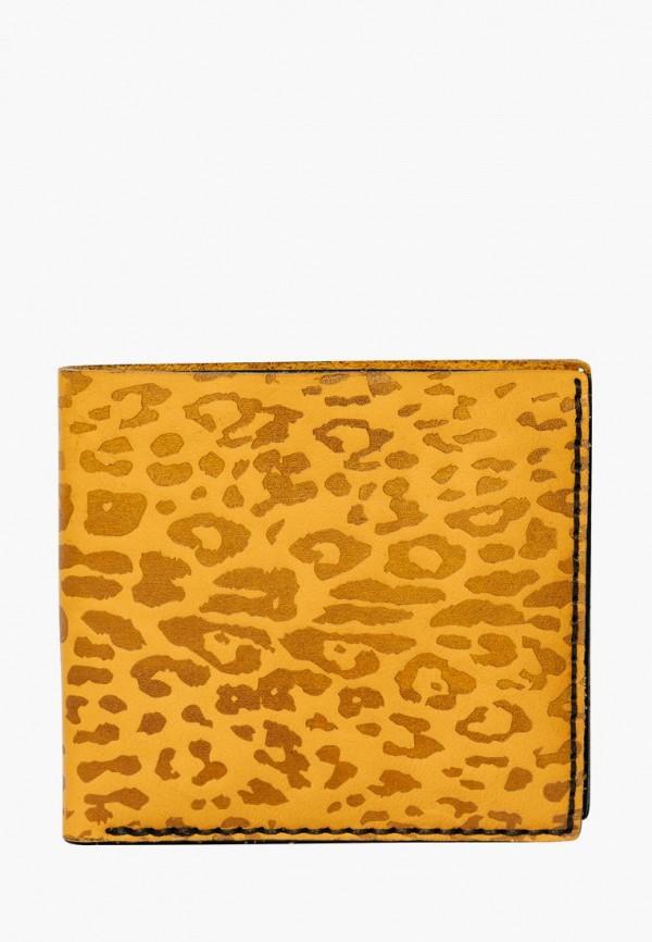 женский кошелёк deadhorse, желтый