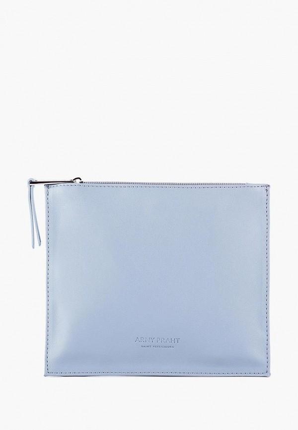 женская сумка arny praht, голубая