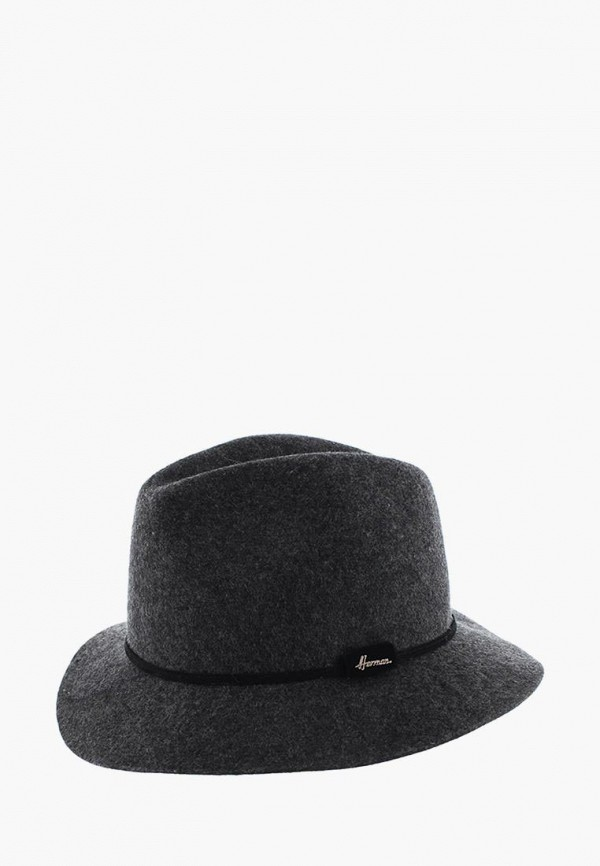 Шляпа Herman Herman MP002XU02EVR