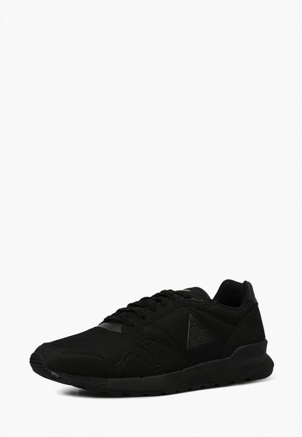 женские кроссовки le coq sportif, черные