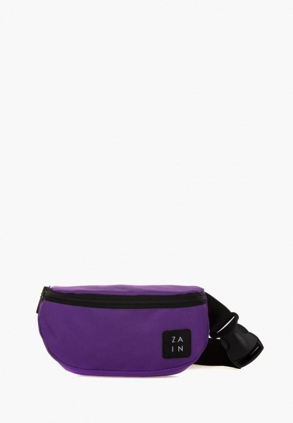 женская сумка zain, фиолетовая