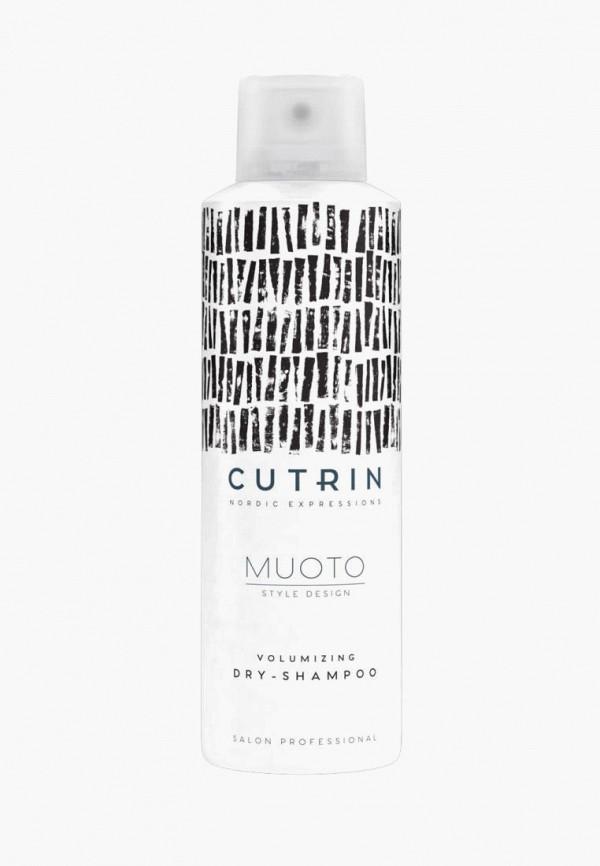 Сухой шампунь Cutrin Cutrin MP002XU02FJL шампунь cutrin pureism