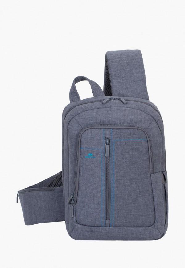 Рюкзак Rivacase цвет серый