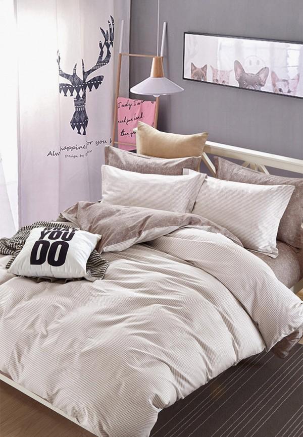 Постельное белье Евро Cleo Home Cleo Home MP002XU02FXW цена