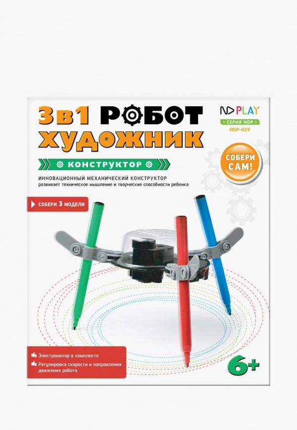 Конструктор ND Play ND Play MP002XU02G2Q q switched nd yag laser power supply board