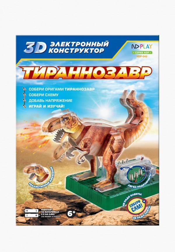 Конструктор ND Play ND Play MP002XU02G3D nd play потешки раскладушки лесные тропинки