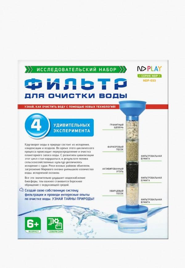 Набор для опытов ND Play ND Play MP002XU02G3F цена