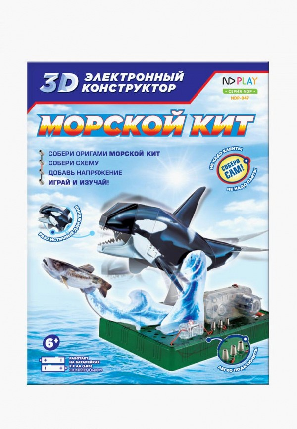 Конструктор ND Play ND Play MP002XU02G3I play smart конструктор слоник