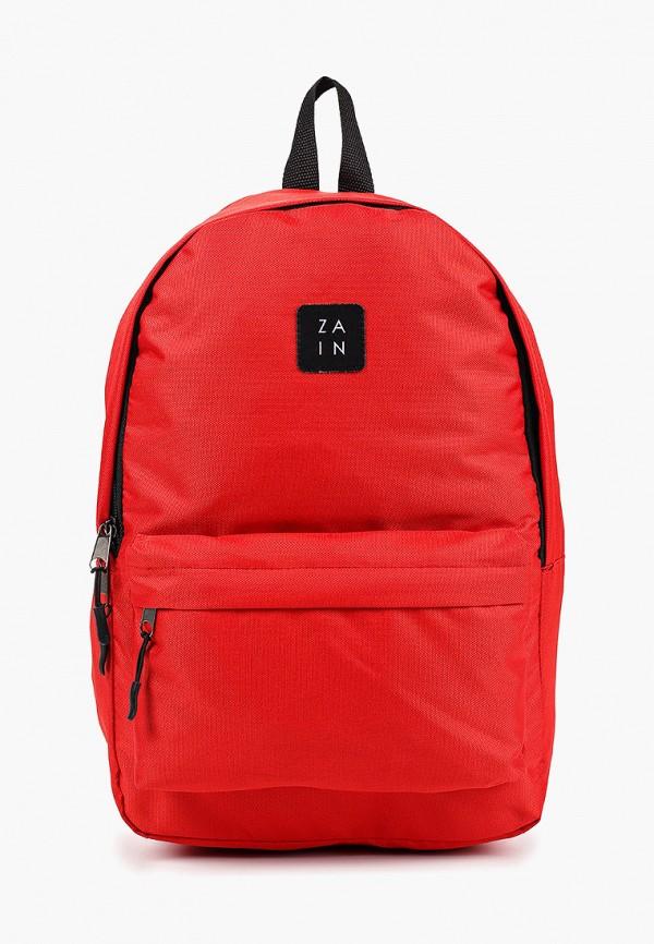 женский рюкзак zain, красный