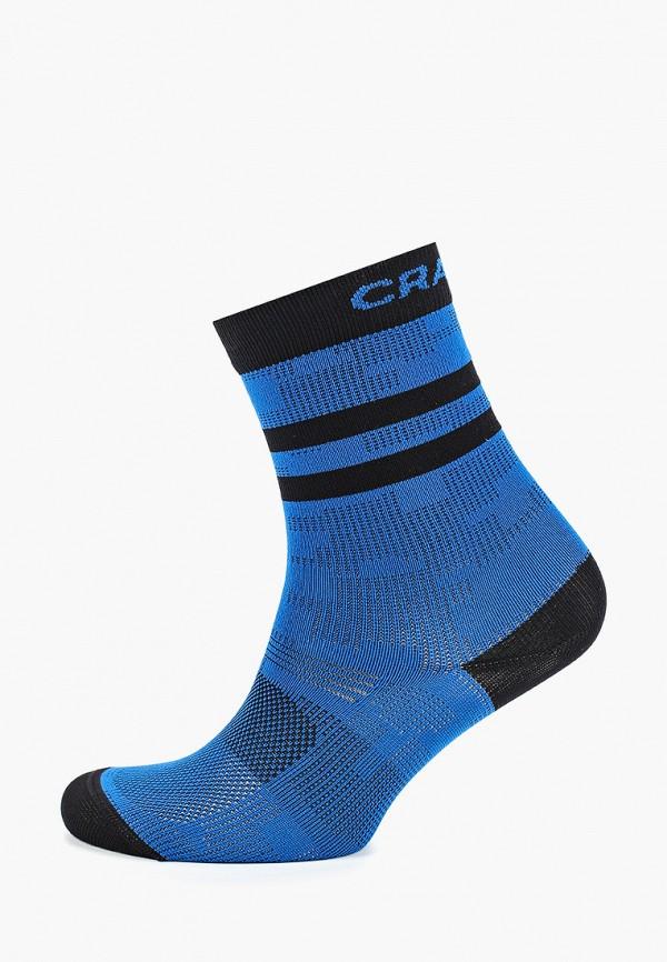 женские носки craft, синие