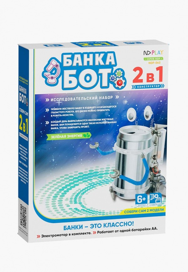 Набор для опытов ND Play ND Play MP002XU02GWQ цена