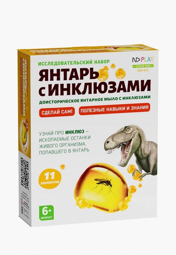 цена на Набор для опытов ND Play ND Play MP002XU02GX0
