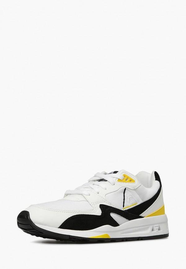 женские кроссовки le coq sportif, белые
