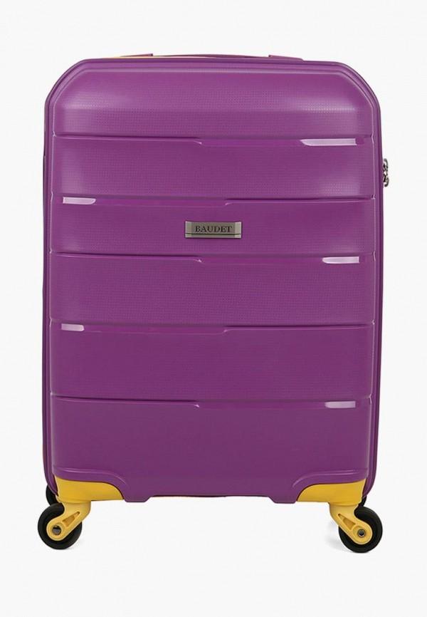 Чемодан Baudet Baudet MP002XU02HAR чемодан baudet baudet mp002xu00ziu