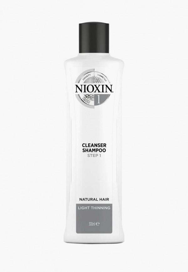 женский шампунь nioxin
