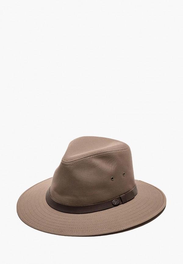 женская шляпа bailey, коричневая