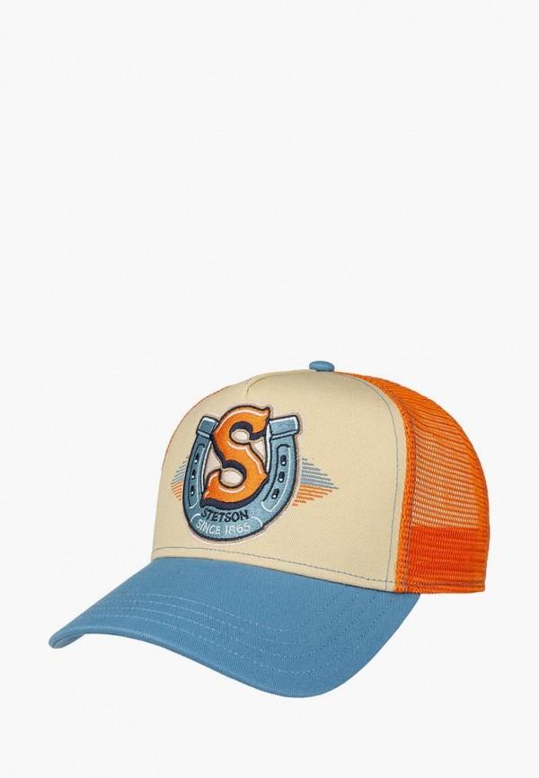 Бейсболка Stetson Stetson MP002XU02HPO цена