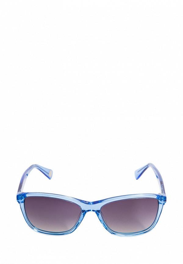 Фото 3 - Очки солнцезащитные BRO голубого цвета