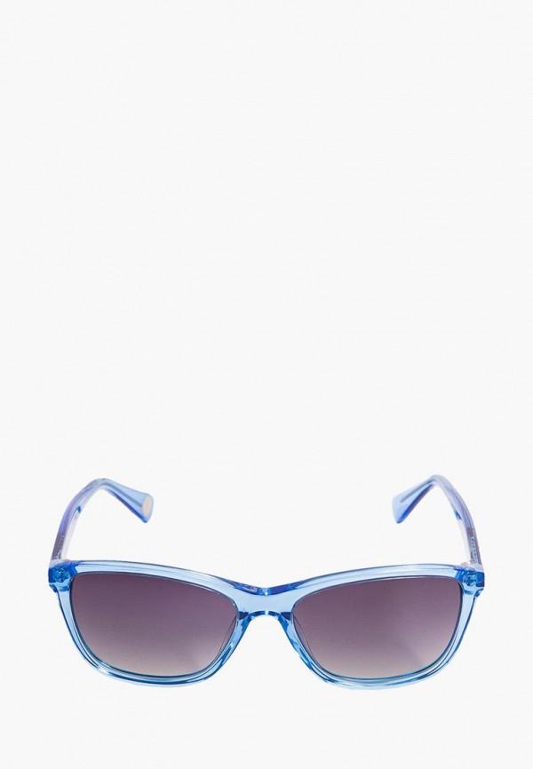 Фото 8 - Очки солнцезащитные BRO голубого цвета