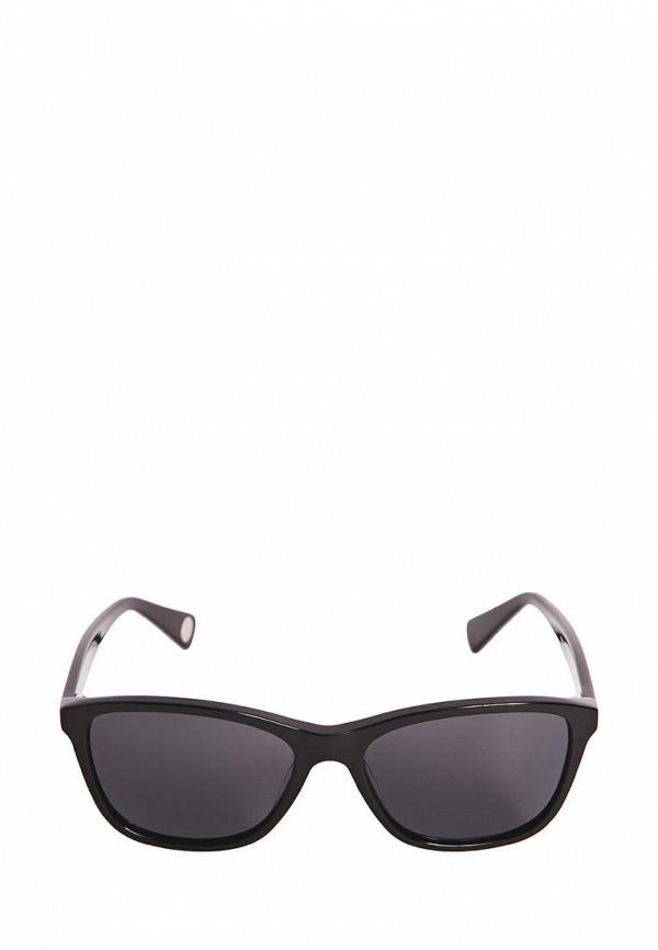 Фото 2 - Очки солнцезащитные BRO черного цвета