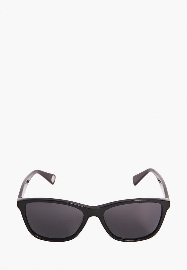 Фото 6 - Очки солнцезащитные BRO черного цвета