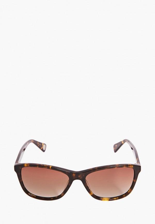 Фото 8 - Очки солнцезащитные BRO коричневого цвета