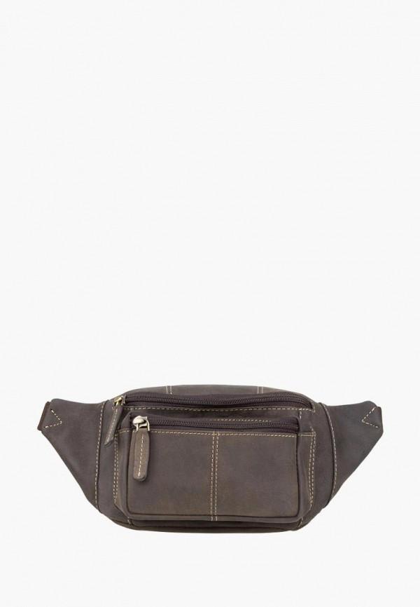 женская сумка visconti, коричневая