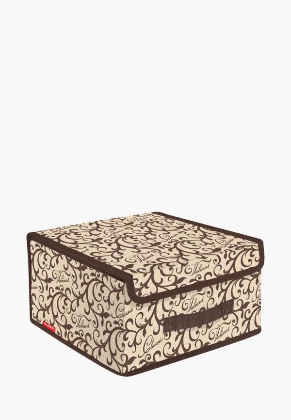 Короб для хранения Valiant Valiant MP002XU02KNC valiant короб картонный малый travelling 2 шт