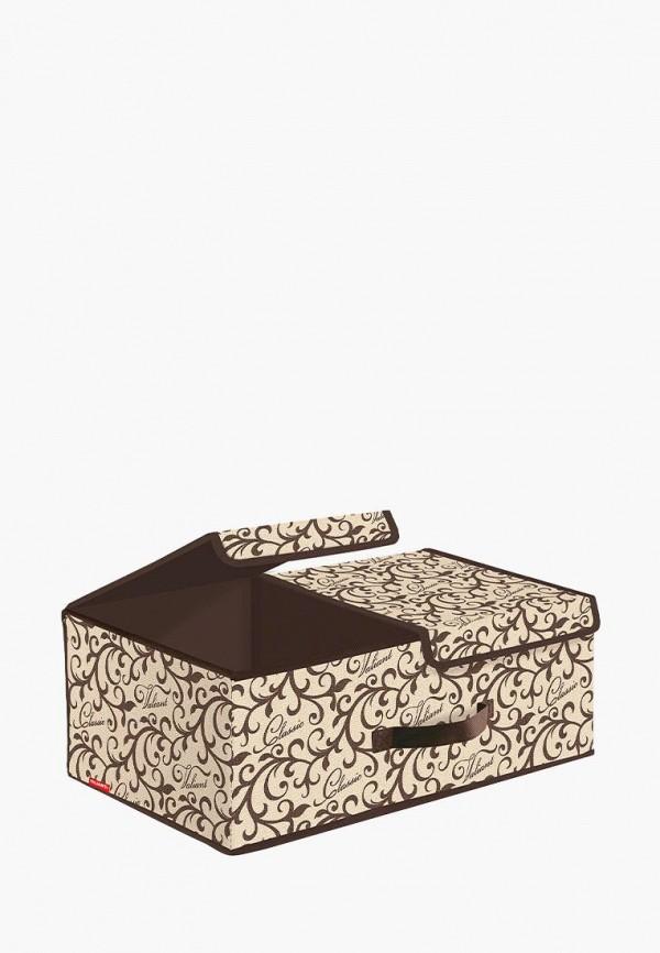 Короб для хранения Valiant Valiant MP002XU02KNG valiant короб картонный малый travelling 2 шт