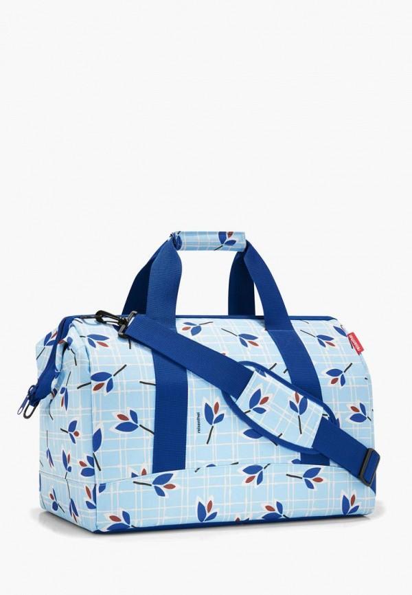 женская дорожные сумка reisenthel, голубая