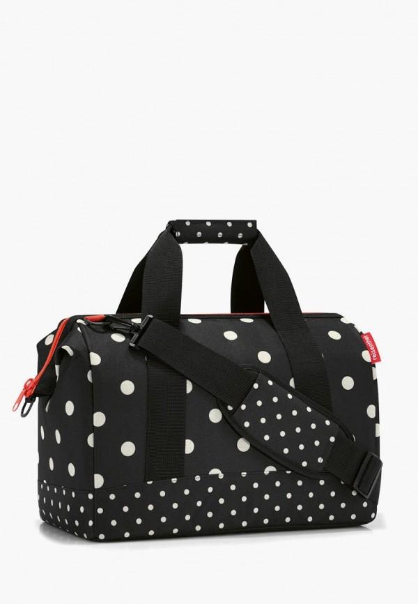 женская дорожные сумка reisenthel, черная