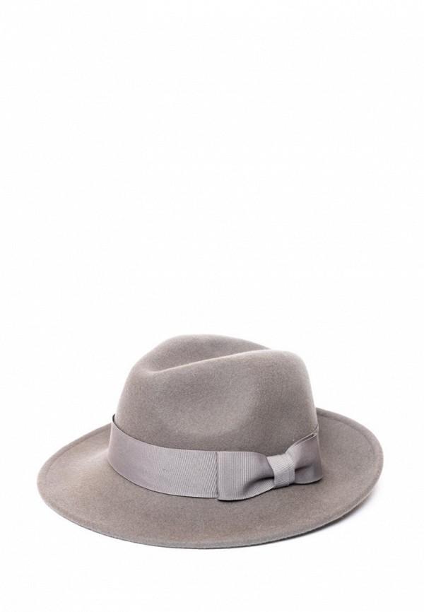 женская шляпа elegant, серая