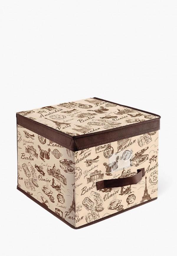 Короб для хранения Valiant Valiant MP002XU02LA1 valiant короб картонный малый travelling 2 шт