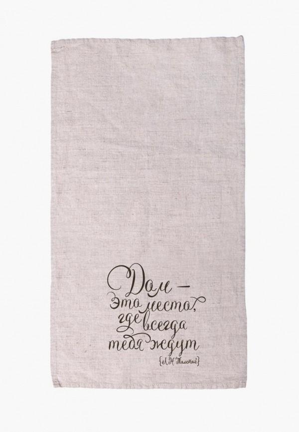 Полотенце кухонное Счастье в мелочах Счастье в мелочах MP002XU02ME6 счастье в мелочах кружка