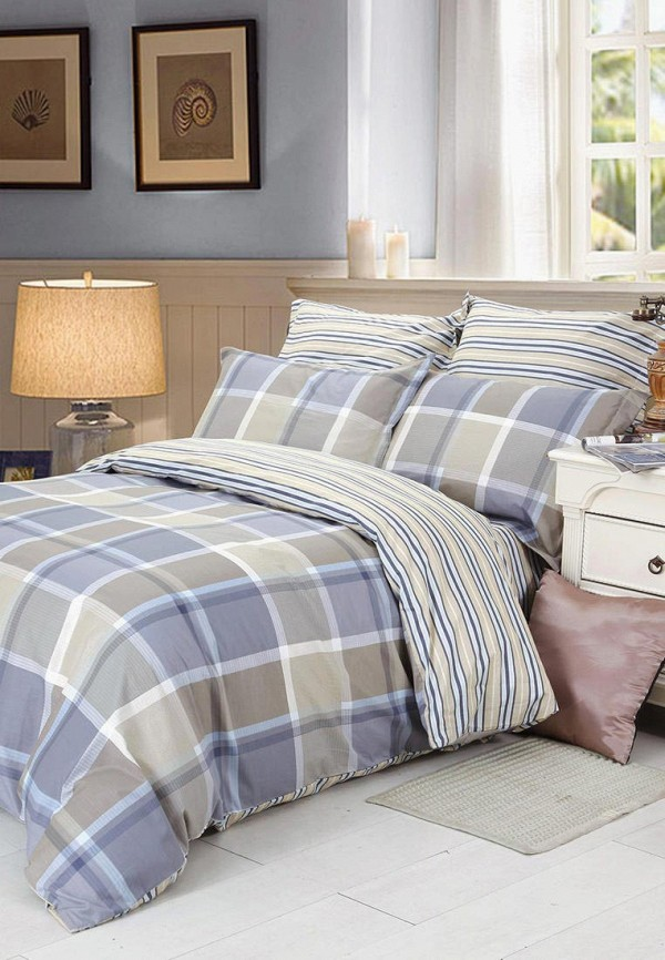Постельное белье Евро СайлиД СайлиД MP002XU02POM постельное белье сайлид 1 5сп a 169
